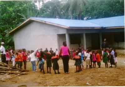 Liberian school