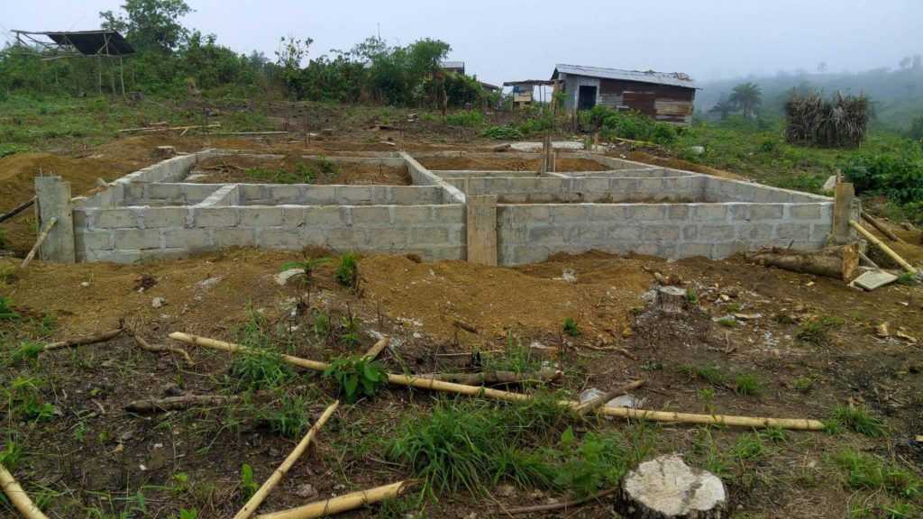 Liberian Outreach: Doodle Dog Hill is helping pay for a new home for a Liberian family